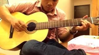 [Guitar] Happy Birth Day To You - Fingerstyle Remix version ★ Tú Hoàng Guitar