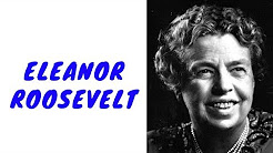 hqdefault - Eleanor Roosevelt Depression Years