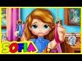 Princess Sofia Hospital Recovery. Kids games for girls.