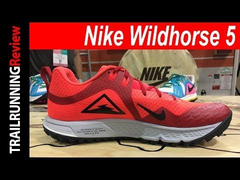 Nike Wildhorse 5 Preview - Renovación