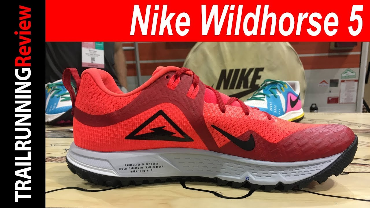 zapatillas nike wildhorse