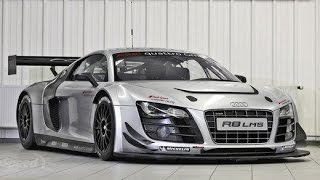 Audi R8 LMS Ultra 2012 Videos