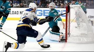 Previewing Game 6 - Sharks vs Blues