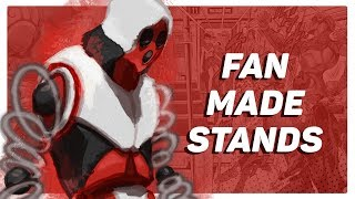Fan-Made Stands (#1) thumbnail