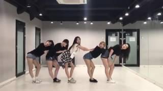 Park Hi 박하이 - 'Higher' mirrored dance practice 안무영상 거울모드