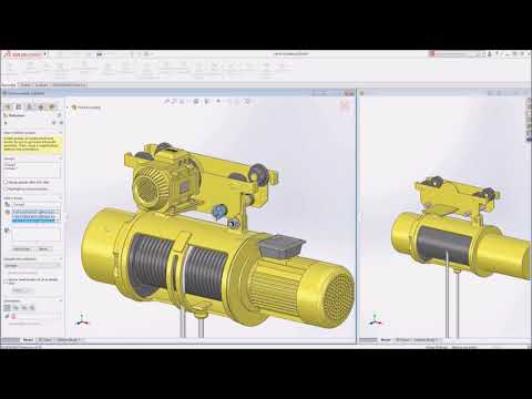 Collaboration with SOLIDWORKS 2019