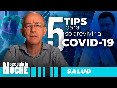 5 Tips Para Sobrevivir a La Infección Por Coronavirus, Oswaldo Restrepo - Nos Cogió La Noche