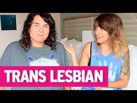 WOULD YOU DATE A TRANSGENDER LESBIAN?