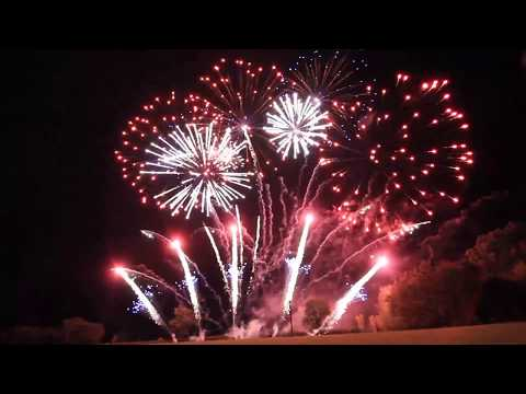 The Greatest Showman - A Pyromusical Fireworks Display by Pyromania Fireworks
