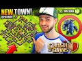 I'M BACK - NEW TOWN HALL UPGRADE - Clash Of Clans