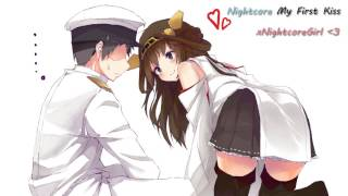 Nightcore - My First Kiss (3oh!3 ft. Ke$ha)