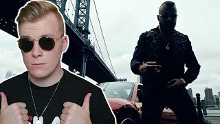 🔥 FOOYA: KOLLEGAH - Empire State of Grind (Hoodtape 3) (Prod. by Figub Brazlevic) Reaction/Reaktion