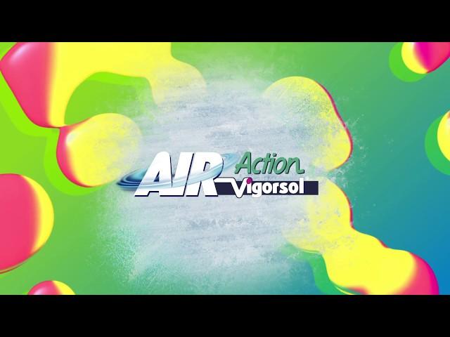 Air Action Vigorsol - Limited Edition - Stranger Mint