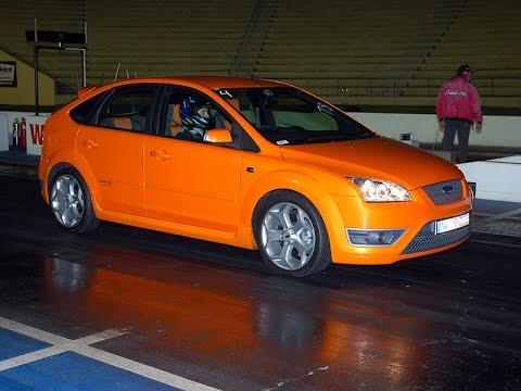 Ford Focus Xr5 Turbo Wsid 14 4 1 4 Mile Standard