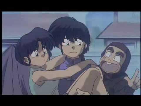 Cute Ranma Amd Akane Scenes
