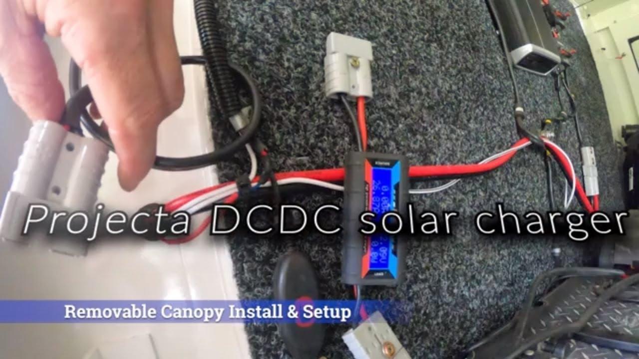 Projecta Dcdc Solar Mppt Charger Idc25