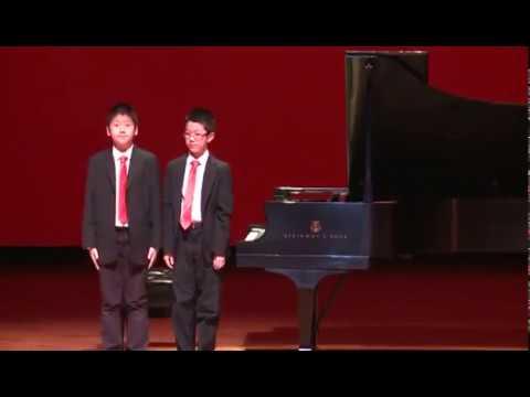 09 Get Up and Go!, Robert Vandall, performed by Benjamin and Albert