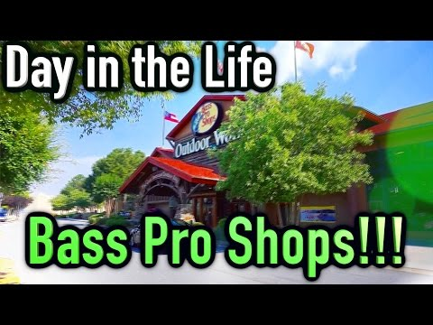 Day in the Life ~ Ft. Bass Pro Shops !!! - Vlog #67