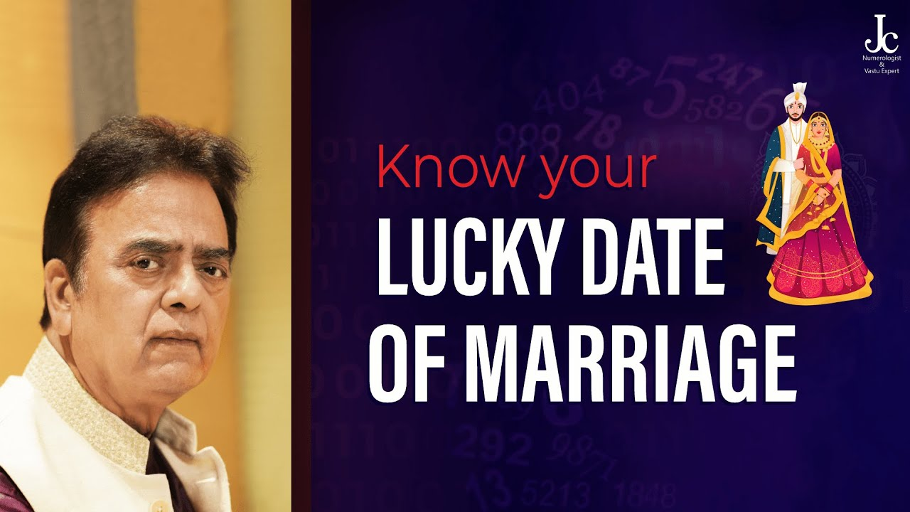 Know Your Lucky Date of Marriage | Numerology Lecture 16