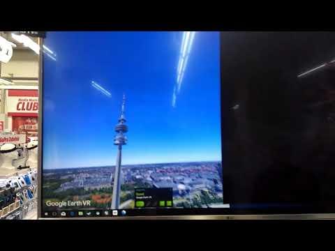 Google Earth VR mit Oculus Rift München
