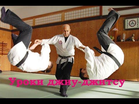 Бой Джиу-Джитсу - основы (видео урок)