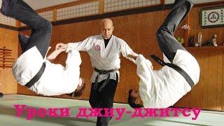 Уроки джиу-джитсу / Seibukan Jujutsu / Изучаем приемы джиу-джитсу