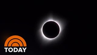 Eclipse 2017 Leaves Millions In Awe From Coast To Coast | TODAY