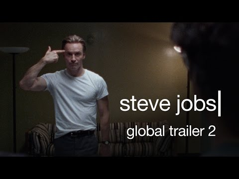Steve Jobs - Official Trailer 2| Danny...