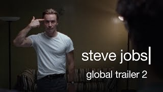 Steve Jobs - Official Trailer 2| Danny Boyle | Michael Fassbender | 2015