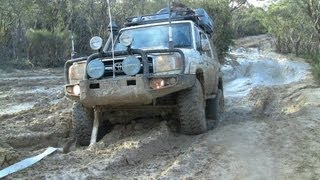 Border Track 2013 ( 76 Series V8 LandCruiser )