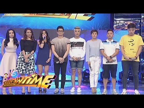 It's Showtime: It's Showtime family offers a prayer for Kuya Germs