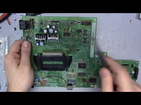 PC-E Duo Capacitor Replacement & Board Rot Restoration