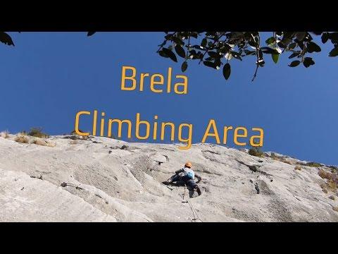 Brela - Kričak Climbing   Time Lapse