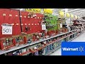 WALMART AFTER CHRISTMAS CLEARANCE SALE - CHRISTMAS 2018 SHOPPING DECORATIONS ORNAMENTS DECOR