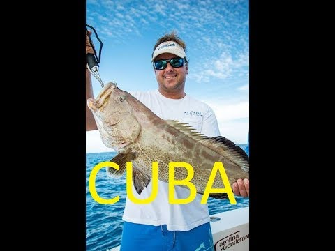 Offshore Veradero, Cuba Grouper, marlin, snapper