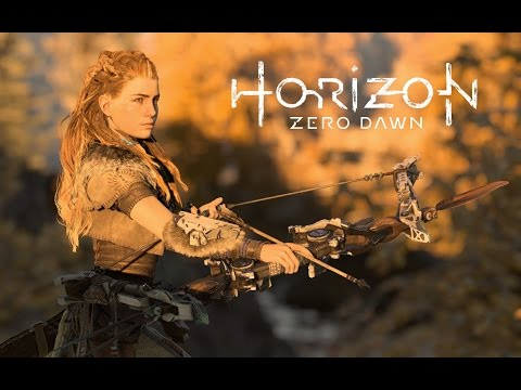 Horizon Zero Dawn  - Revenge Of The Nora - Sneak To The Blaze Without Being Detected