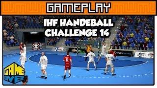 IHF Handeball Challenge 14 - Gameplay