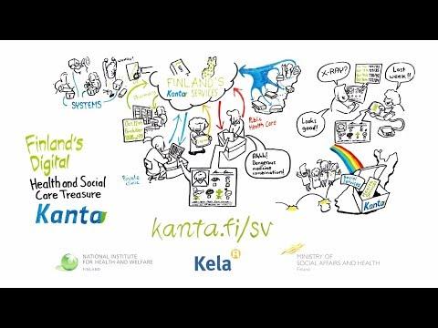 En kort förevisning av Kanta-tjänsterna på svenska