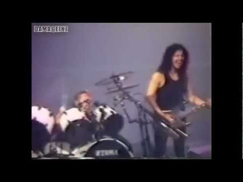Funny Metallica Clips – Failure/Funny Collection!