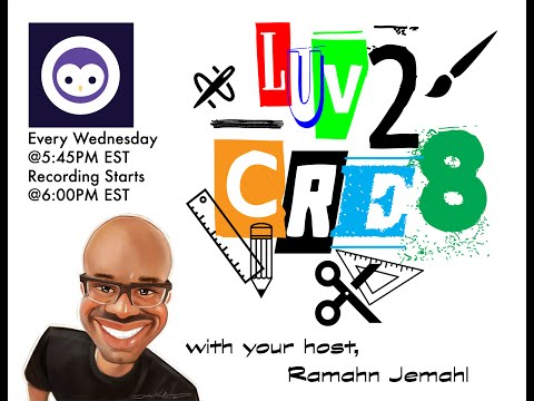 """Storytelling - """"My story on becoming a creative"""" - Luv2Cre8"""