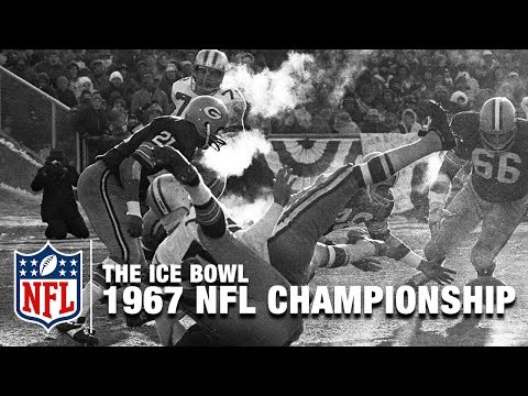 Cowboys vs. Packers: The Ice Bowl | 1967 NFL Championship | NFL Classic Highlights