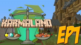 EL COMIENZO DE KARMALAND - Minecraft Episodio 1 Alexby