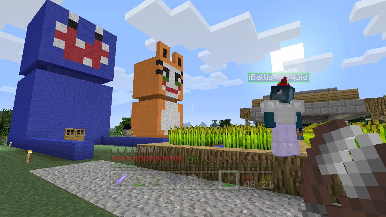 Minecraft Xbox Quest To Become Hatters 4 Youtube