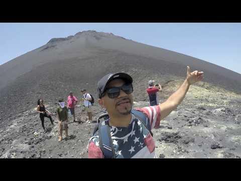 Cape Verde Vacation 2017 part III Volcano