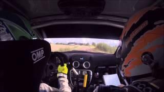 Kalle Rovanperä - Rally Kurzeme 2015