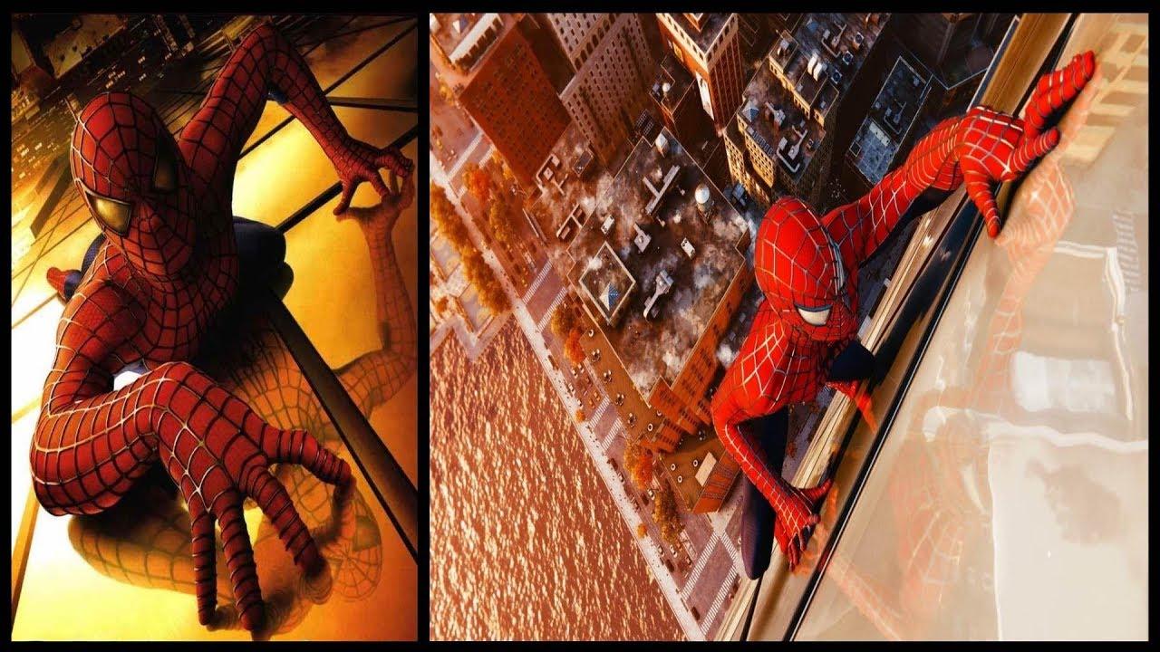 Spider Man Ps4 Fan Recreates 2002 Spider Man Movie Poster Dlc Review