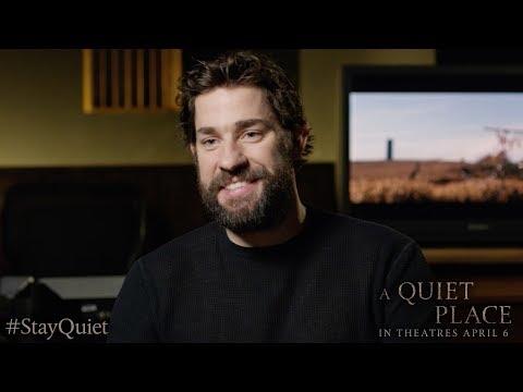 A Quiet Place (2018) - Director John Krasinski Interview - Paramount Pictures