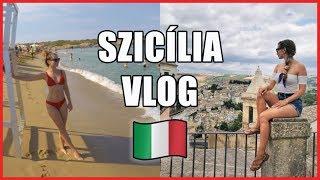 Szicília VLOG -  Ahonnan nem akarsz hazajönni | Viszkok Fruzsi