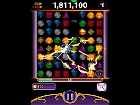 Bejeweled Blitz: Spookstone (2,697,500)