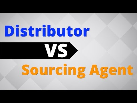Sourcing Agent Vs Distributor - AsianProSource.com